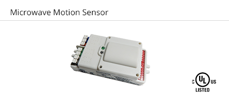oulighting microwave Motion Sensor