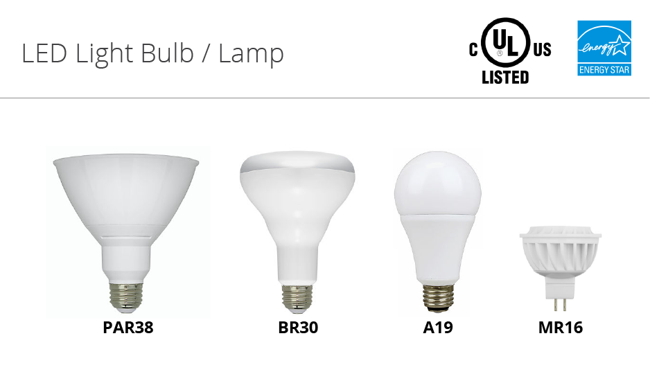 oulighting LED light bulb